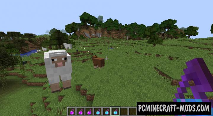 Lilliputian Mod For Minecraft 1.12.2