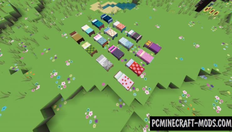 Flutterstorm's PonyCraft Resource Pack For Minecraft 1.12.2, 1.11.2