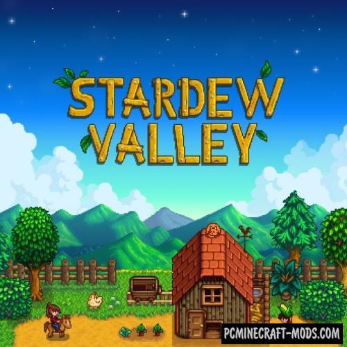 Stardew Craft Resource Pack For Minecraft 1.12.2