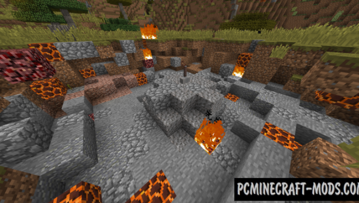HeroesExpansion Mod For Minecraft 1.12.2, 1.10.2