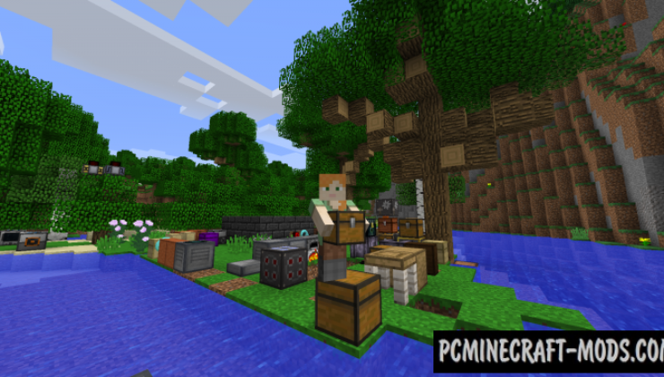Carry On - Realistic Tweak Mod Minecraft 1.16.5, 1.14.4, 1.12.2