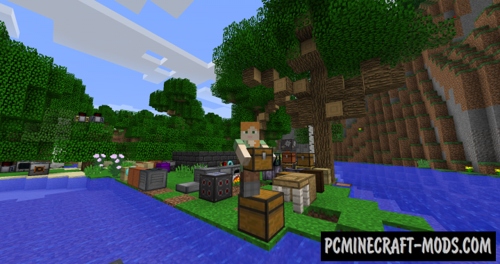 Carry On Mod For Minecraft 1.13.2, 1.12.2, 1.11.2, 1.10.2