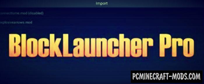 BlockLauncher PRO 1 26 1 Free APK For Minecraft PE 1 12 0 28