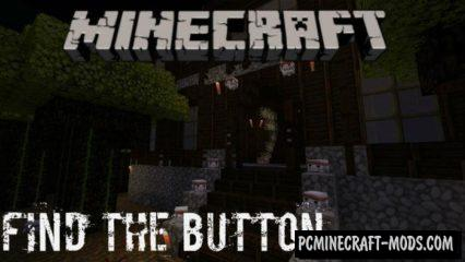 Find The Button Halloween Minecraft PE Map 1.5.0, 1.4.0