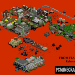 Citadel Raiders Map For Minecraft