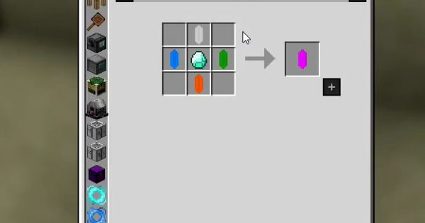 Crafting And Building Shaders Mod