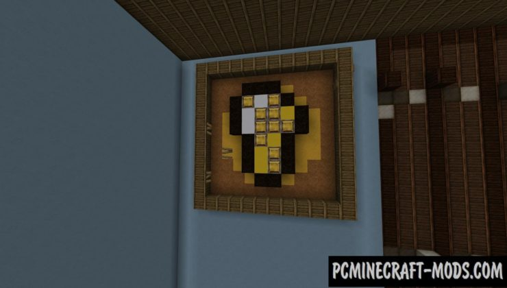 Rats Parkour Minecraft PE Map 1.2.7, 1.2.6, 1.2.0