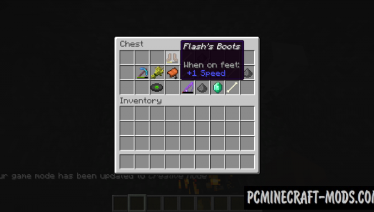 Customized Dungeon Loot Mod For Minecraft 1.12.2, 1.11.2, 1.10.2