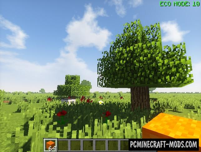 FPS Reducer Mod For Minecraft 1.13.2, 1.12.2, 1.11.2, 1.10.2