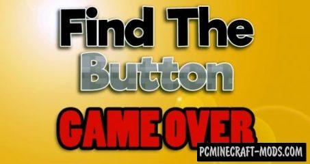 Find The Button - Game Over Map For Minecraft