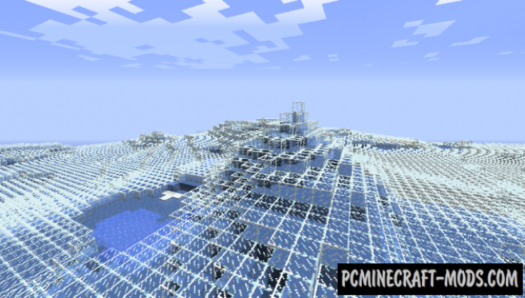 BicBiomeCraft Mod For Minecraft 1.7.10