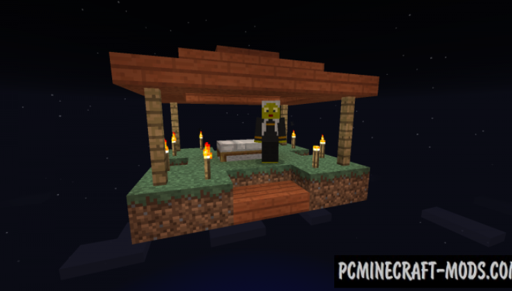 Nightmares Mod For Minecraft 1.12.2