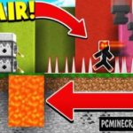Unfair Alpha Map For Minecraft