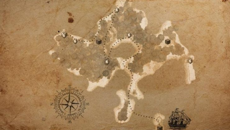 The Lost Treasure Map For Minecraft