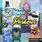 Unfair Parkour 2 Map For Minecraft