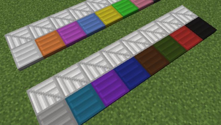 Comforts - Decor Mod For Minecraft 1.14.4, 1.13.2, 1.12.2