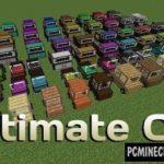 Vials Mod For Minecraft 1.12.2, 1.11.2, 1.10.2