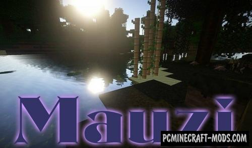 MauZi Realistic Resource Pack For Minecraft 1.12.2