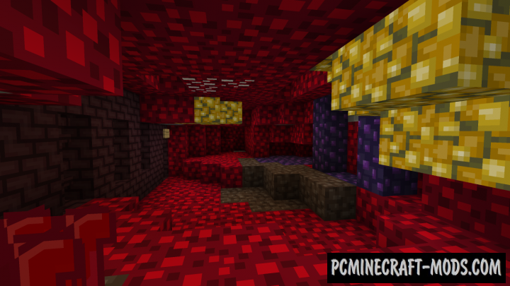 Cubix Resource Pack For Minecraft 1.12.2, 1.11.2, 1.10.2