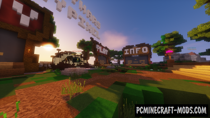 Garnet Resource Pack For Minecraft 1.8.9, 1.7.10