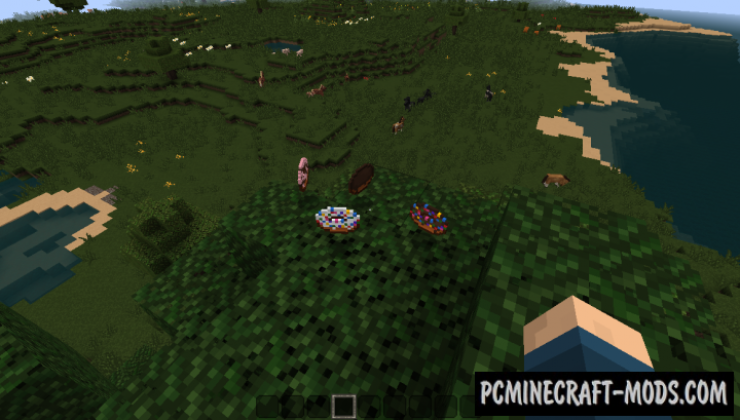 Skye's Donuts Mod For Minecraft 1.12.2, 1.11.2, 1.10.2