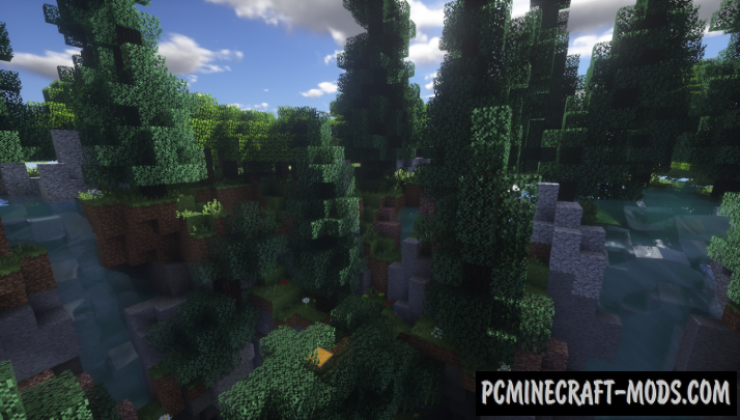 Summer Season Resource Pack For Minecraft 1.12.2