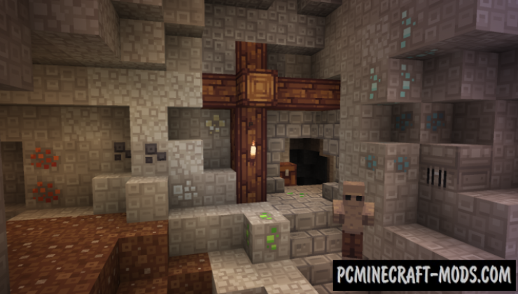 Ignaf's Quadral 16x16 Resource Pack For Minecraft 1.14.4