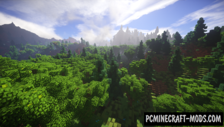 Wild Freedom Map For Minecraft