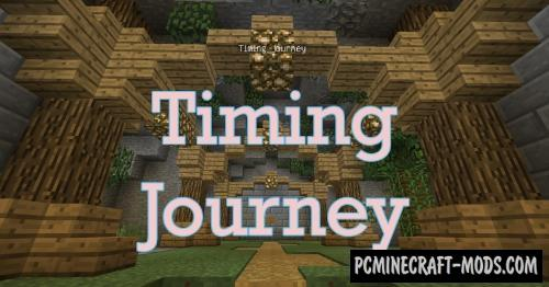 Timing Journey Map For Minecraft