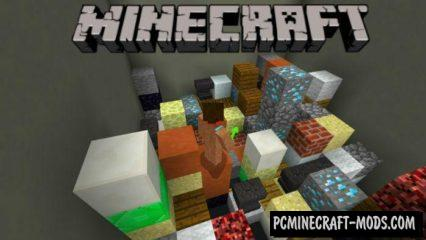 3D Tetris Minecraft PE Bedrock Map 1.2.11, 1.2.10
