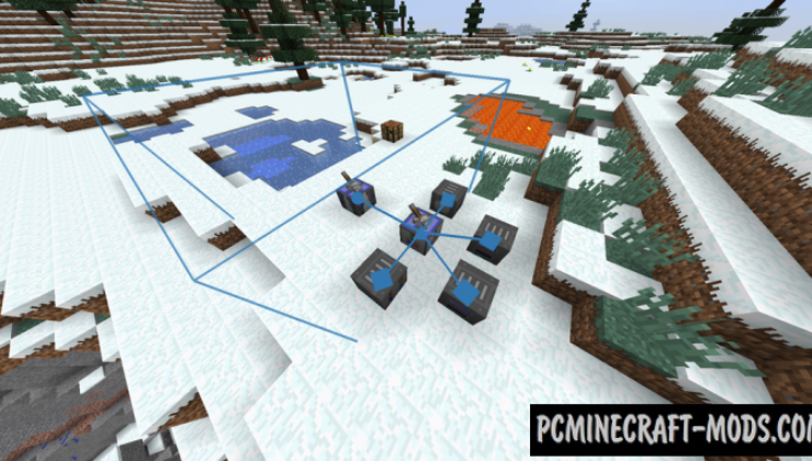 Extreme Energy Mod For Minecraft 1.12.2, 1.11.2