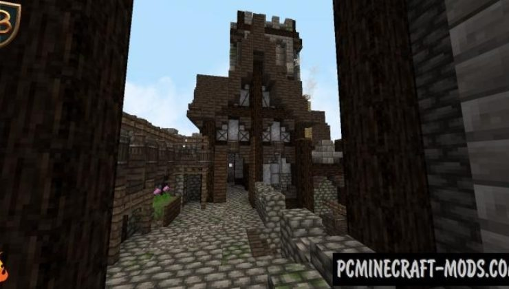 Beyond The Lands 16x Resource Pack MC 1.16.5, 1.16.4, 1.12