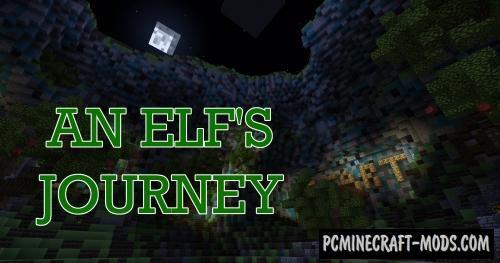 An Elfs Journey Map For Minecraft PC Java Mods - Journey map para minecraft 1 11 2