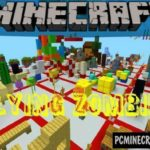 Mini Pack Of Mini-Games For Minecraft PE 1.5.3, 1.4.4, 1.2.16