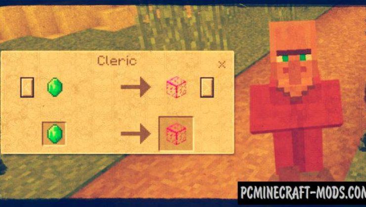 Furniture Minecraft PE Bedrock Mod / Addon 1.6.1, 1.6.0, 1.5.3