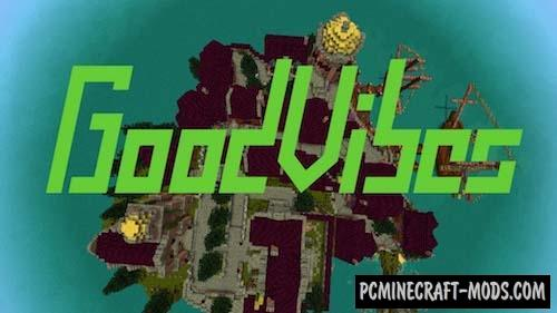 GoodVibes Resource Pack For Minecraft  1.12.2