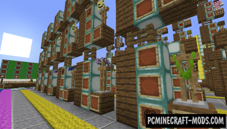 ItemBound Resource Pack For Minecraft 1.12.2, 1.11.2, 1.10.2, 1.9.4