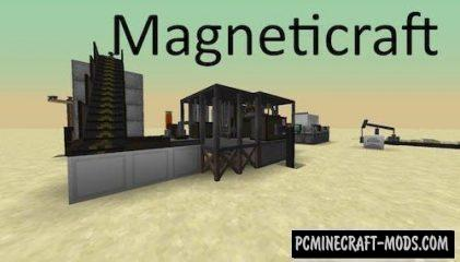 Magneticraft Mod For Minecraft 1.12.2, 1.10.2, 1.7.10