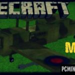 Vanilla Vehicles Minecraft PE Bedrock Mod 1.6.0, 1.5.3, 1.4.4