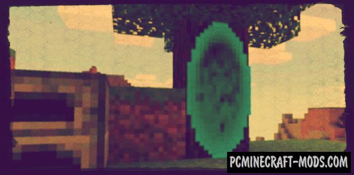 Portal 2 Minecraft PE Bedrock Mod 1.9.0, 1.8.0, 1.7.0