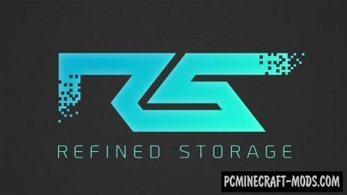 Refined Storage Mod For Minecraft 1.12.2, 1.11.2, 1.10.2