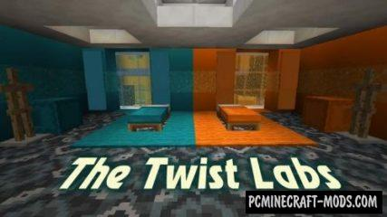 The Twist Labs Map For Minecraft