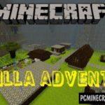 Hell's Adventures Minecraft PE Bedrock Map 1.3.0, 1.2.10