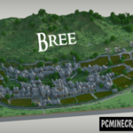 Edhellond Map For Minecraft