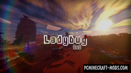 Ladybug Resource Pack For Minecraft  1.8.9, 1.8, 1.7.10