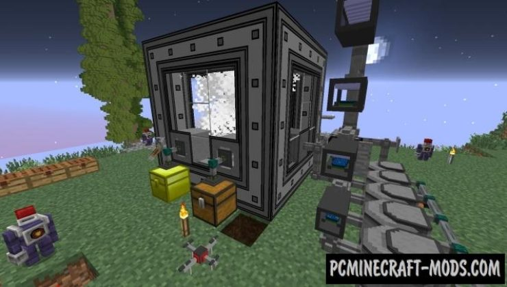 PneumaticCraft: Repressurized Mod For Minecraft 1.12.2
