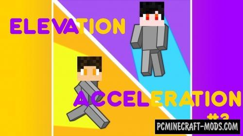 Elevation Acceleration 3 Map For Minecraft