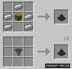 Uppers Mod For Minecraft 1.12.2