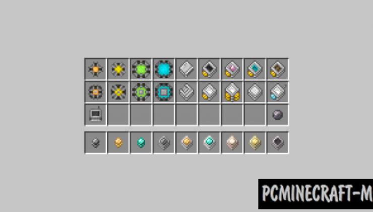 Refined Storage - Mech Mod For Minecraft 1.16.5, 1.16.4, 1.12.2