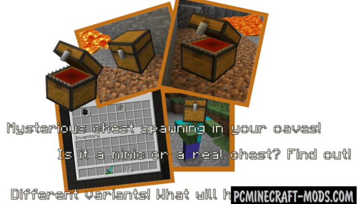 Primitive Mobs Mod For Minecraft 1.12.2, 1.10.2, 1.7.10